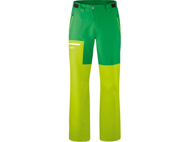 Maier Sports Diabas Pantaloni Uomo, fern/mime punch
